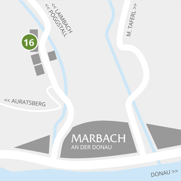 Lage Praxis Marbach